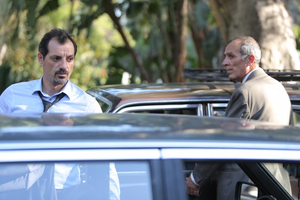 The Insult: un'immagine del film libanese