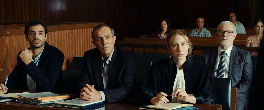 The Insult: un'immagine tratta dal film