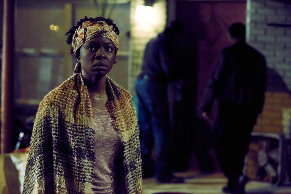 All Eyez on Me: Danai Gurira in un'immagine del film