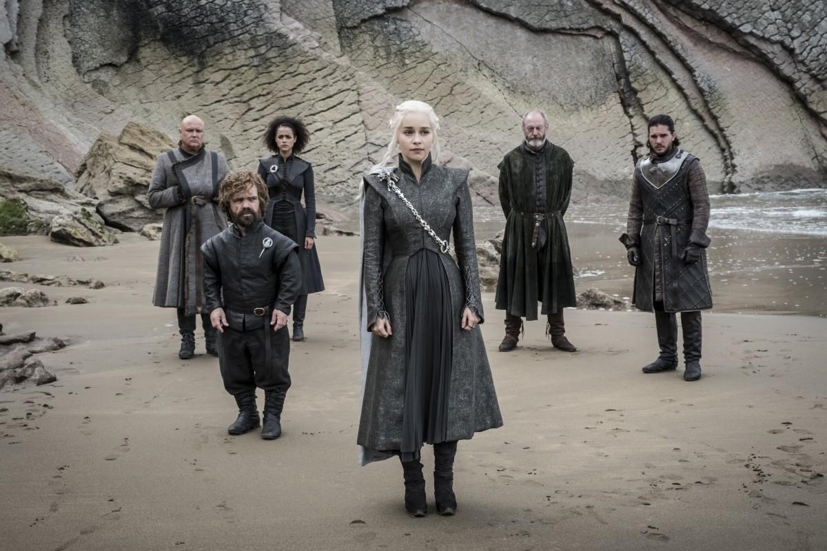 Il Trono di Spade: Daenerys e i suoi alleati in The Spoils of War