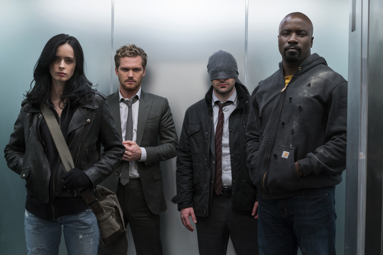 The Defenders: una scena della prima stagione