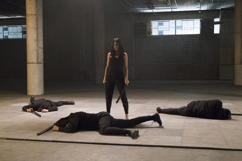 The Defenders: Elodie Yung è Elektra Natchios