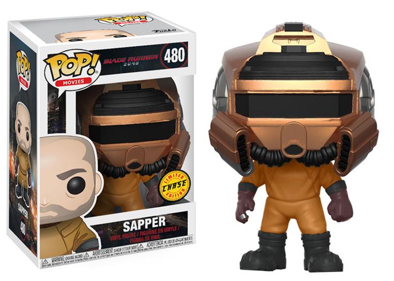Blade Runner 2049: il Funko dedicato a Sapper