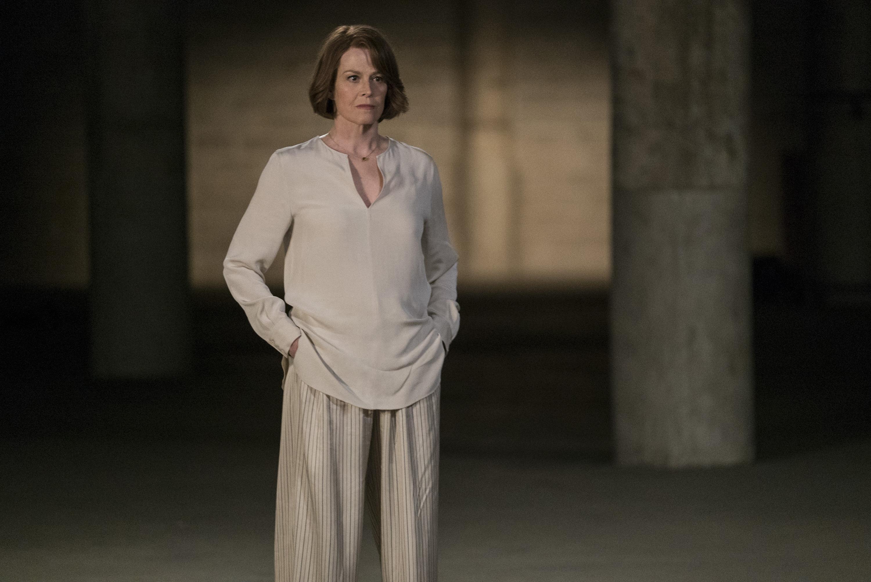 The Defenders: Sigourney Weaver in una scena