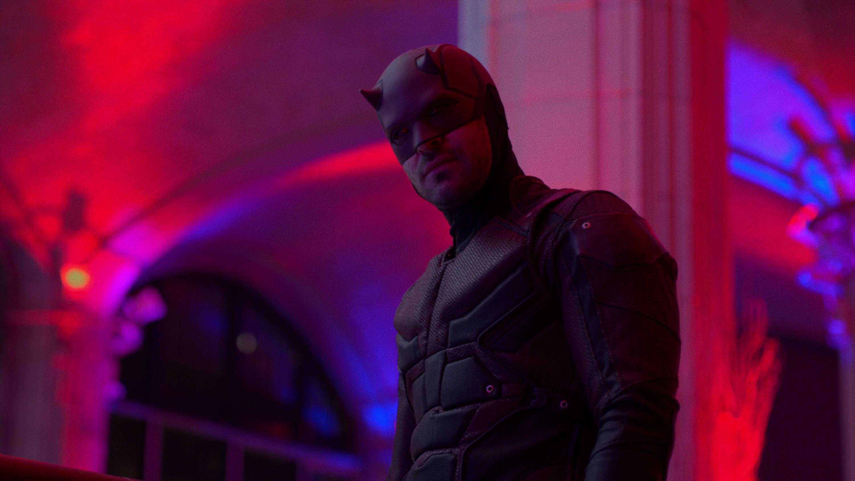 The Defenders: Charlie in una scena della prima stagione
