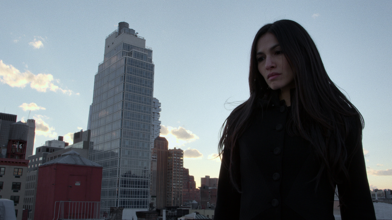 The Defenders: Elodie Yung in una scena