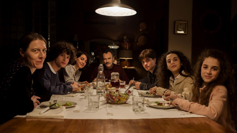 Nato a Casal di Principe: Massimiliano Gallo e Donatella Finocchiaro in un'immagine promozionale del film