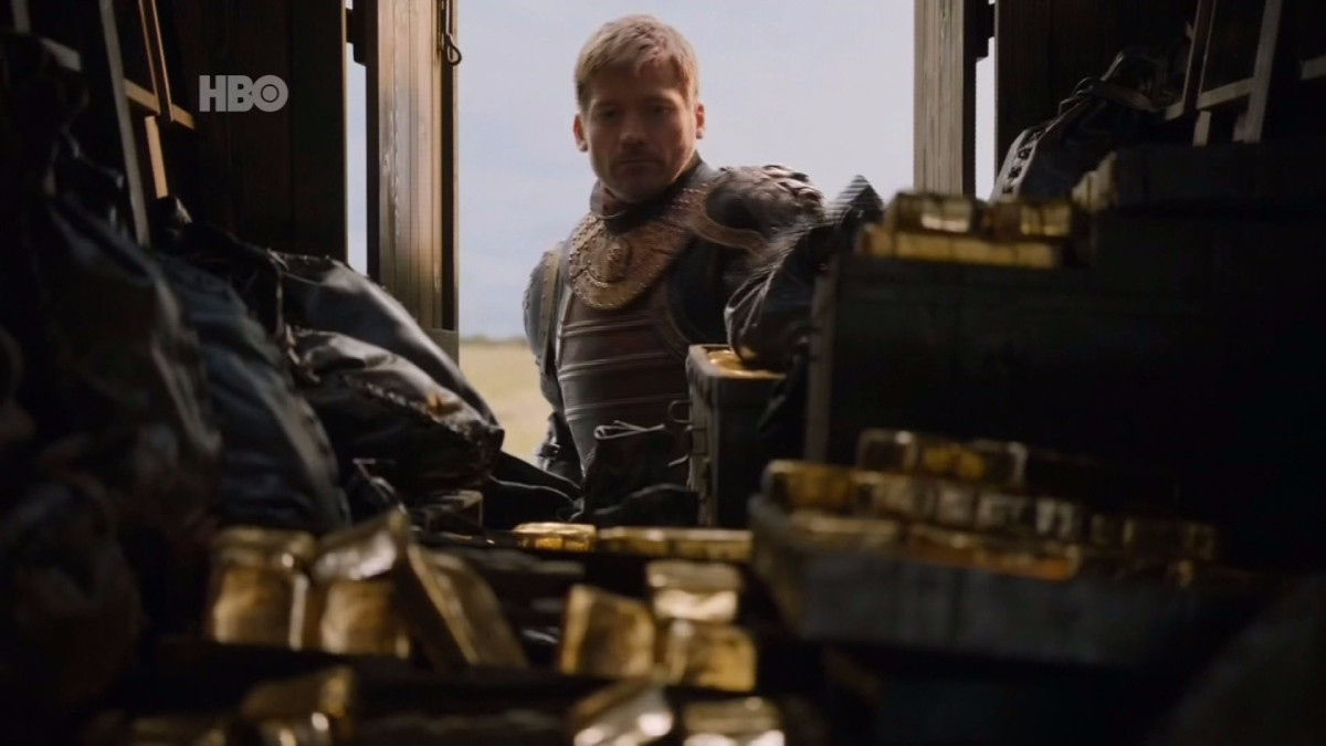 Il trono di spade: Nikolaj Coster-Waldau in The Spoils of War