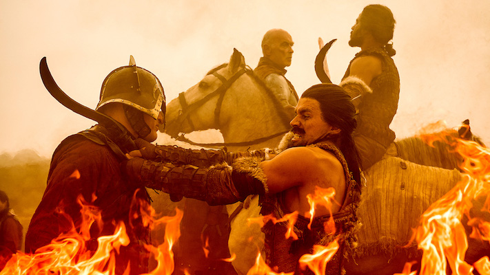 Il trono di spade: una scena di battaglia in The Spoils of War