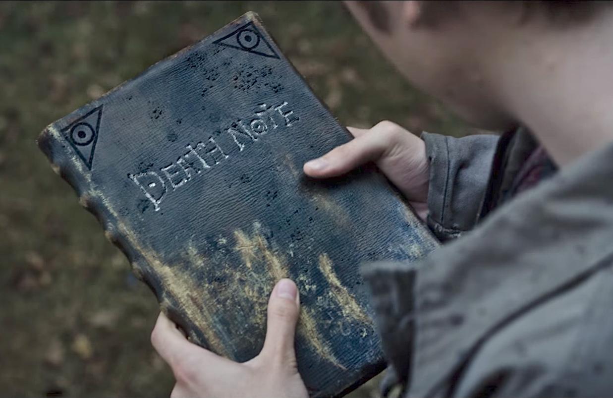 Death Note: un'immagine dal film targato Netflix