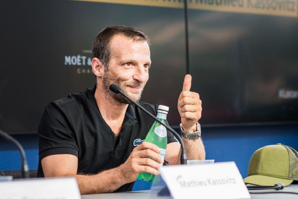 Mathieu Kassovitz a Locarno 2017