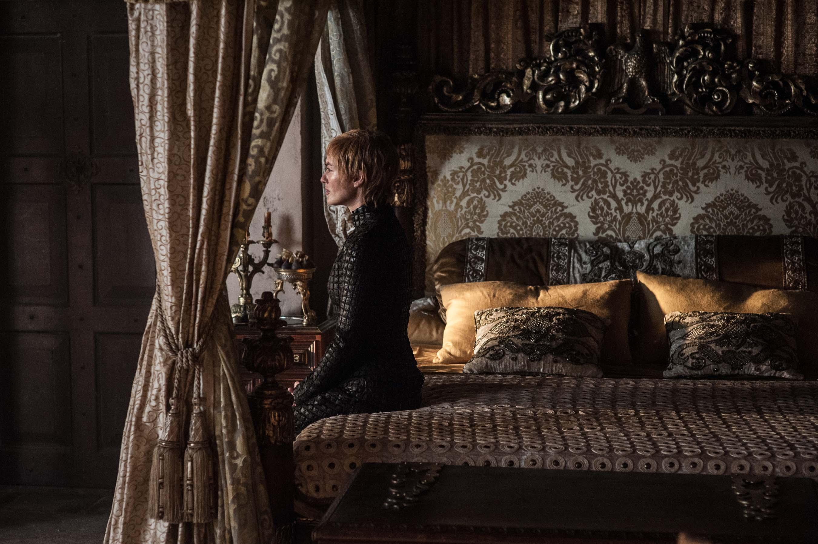 Il Trono di Spade: Lena Headey nell'episodio Eastwatch