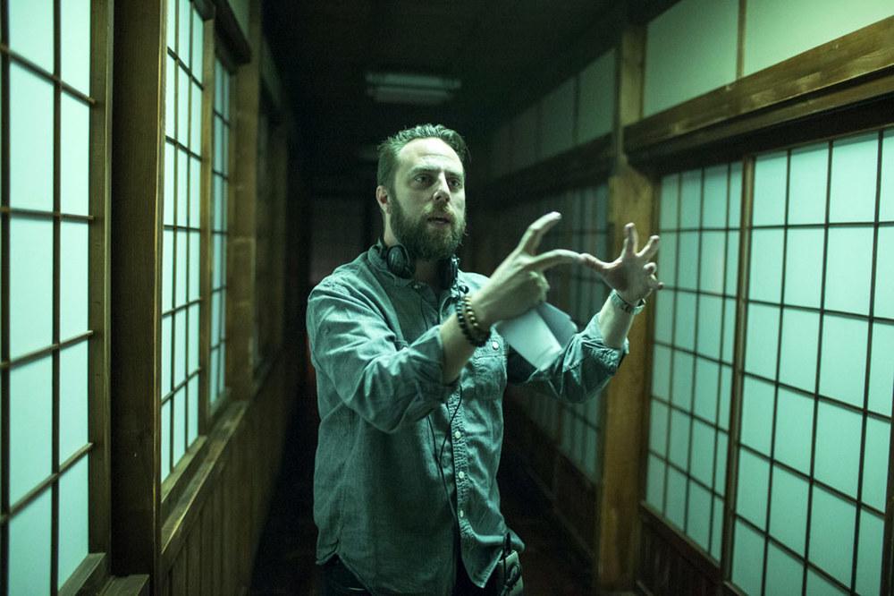 Jukai - La foresta dei suicidi: il regista Jason Zada sul set del film