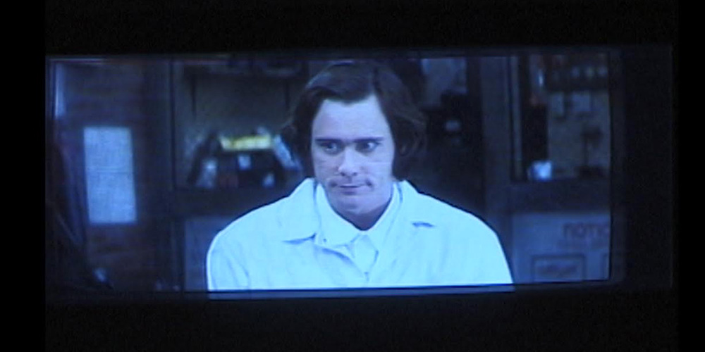 Jim & Andy: The Great Beyond. The Story of Jim Carrey, Andy Kaufman and Tony Clifton: Jim Carrey in un'immagine del documentario