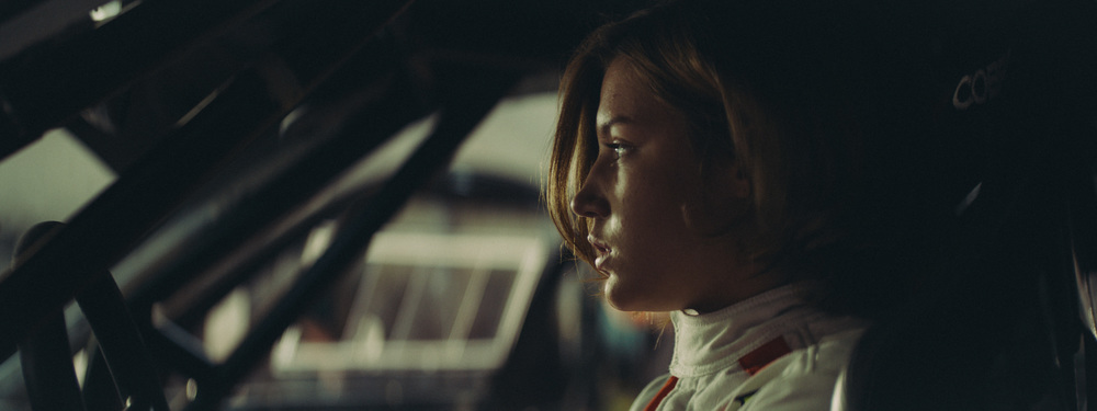 Le Fidèle: Adele Exarchopoulos in una scena del film