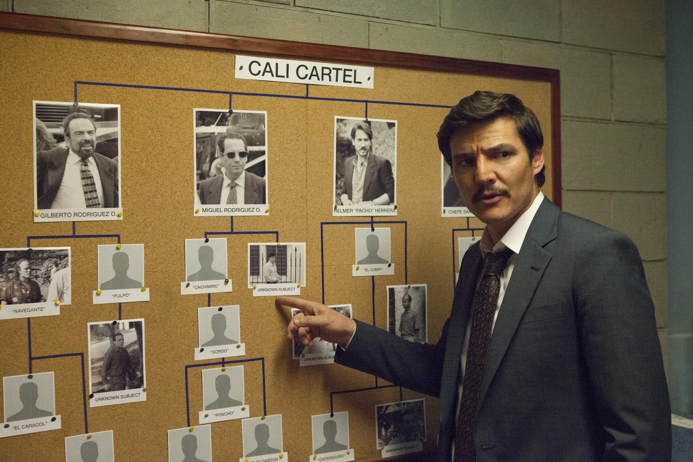 Narcos: una scena della premiere della terza stagione