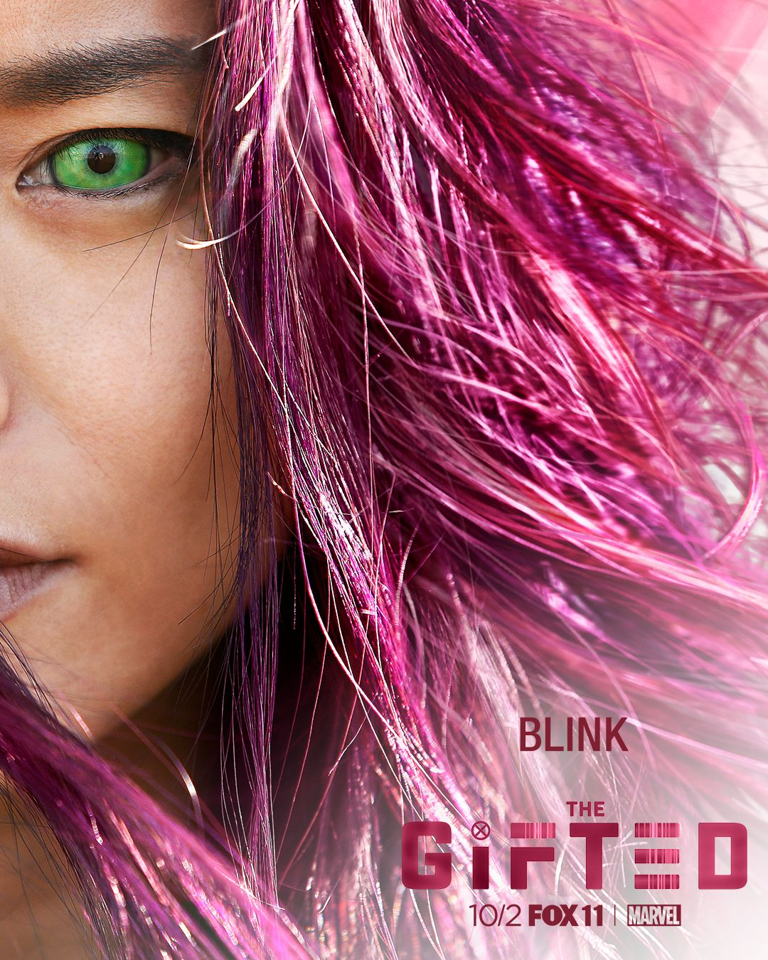 The Gifted: il character poster di Blink
