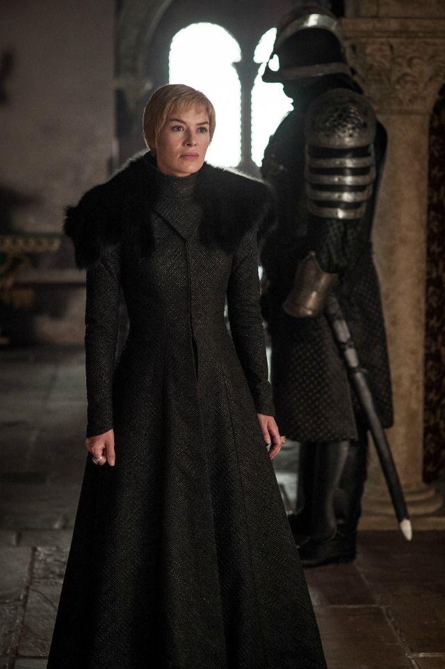 Il Trono di Spade: Lena Headey in The Dragon and the Wolf