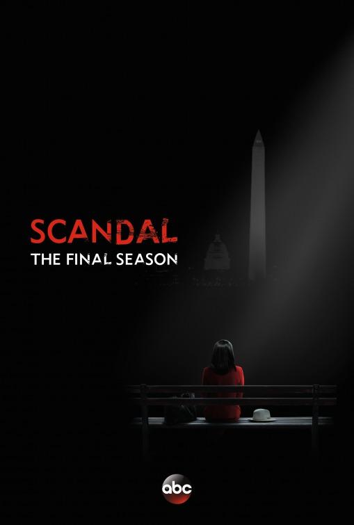 Scandal: il poster della settima stagione