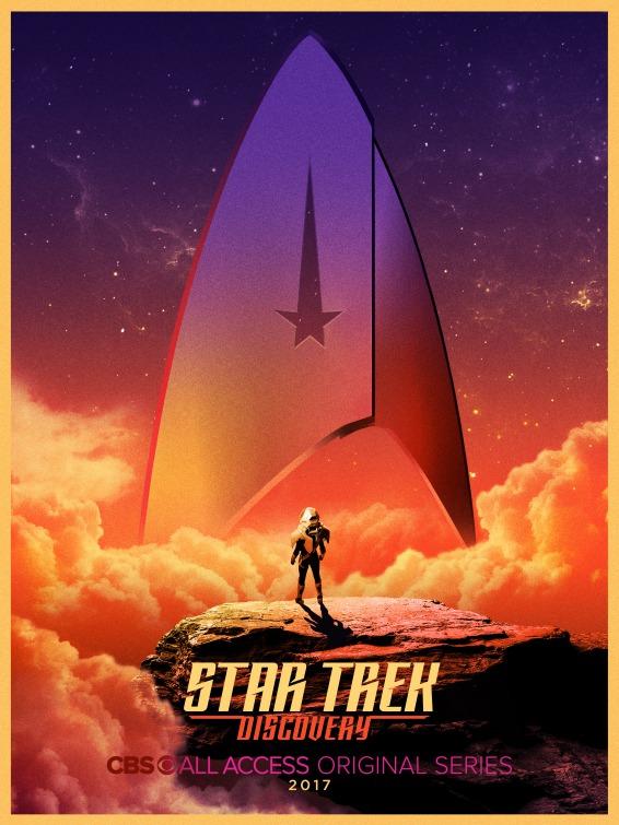 Star Trek: Discovery, il poster della prima stagione