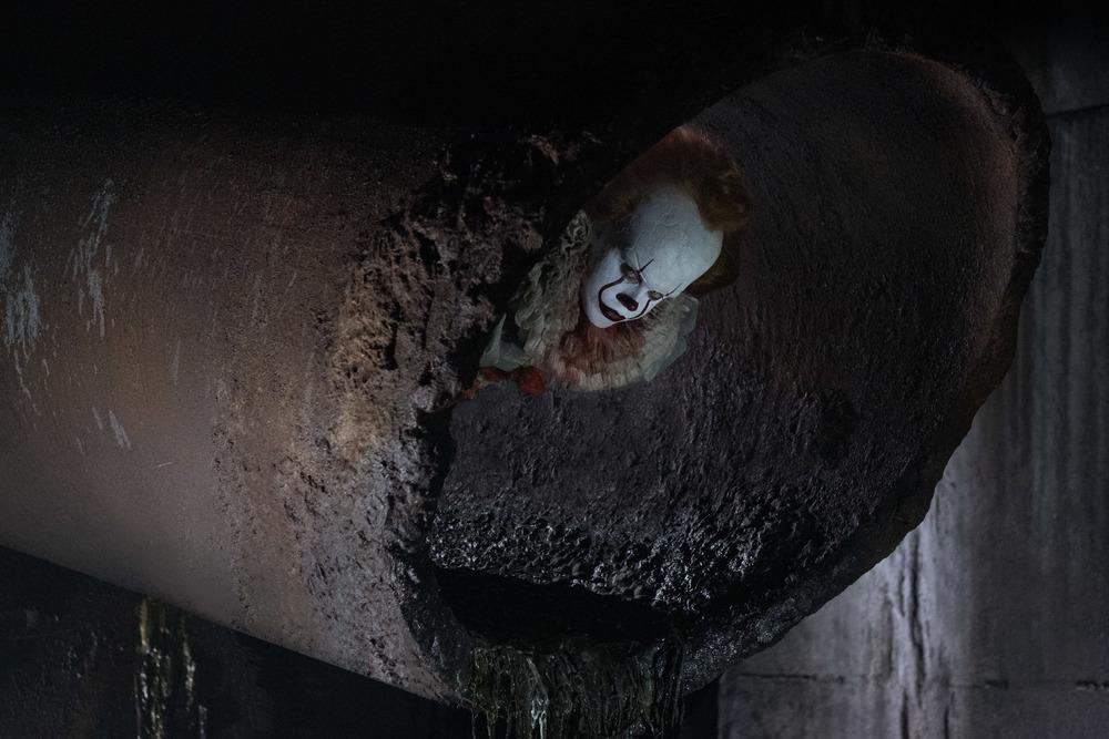 It: un'inquietante immagine di Pennywise