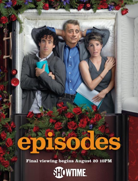 Episodes: il poster della quinta stagione