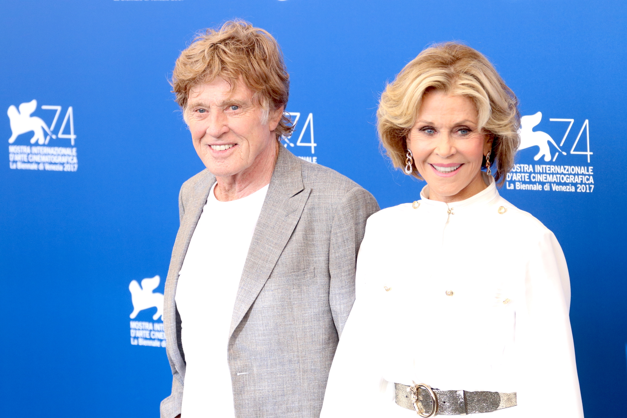 foto Jane fonda our souls at night photocall at 2019 venice film festival