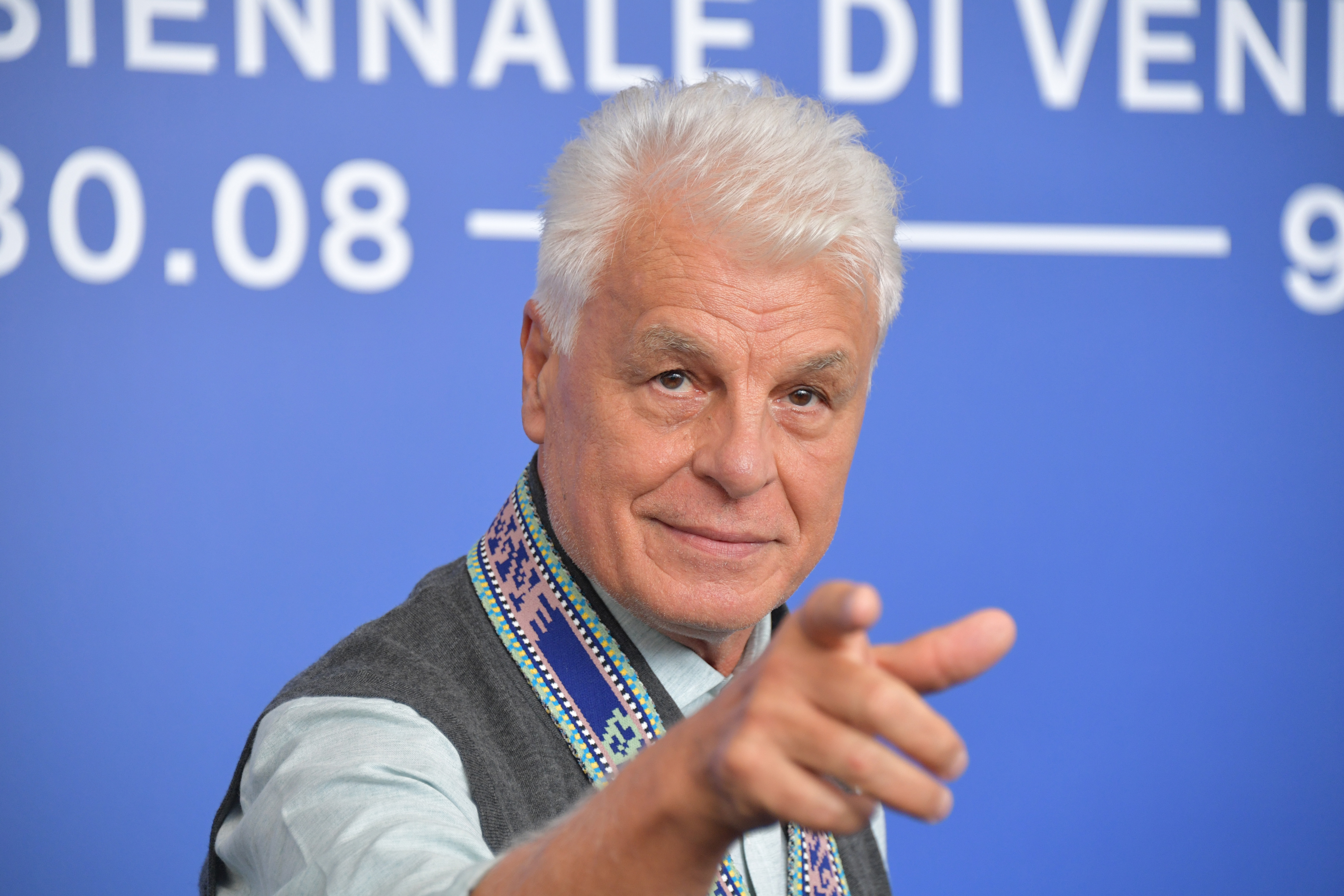 Suburra: Michel Placido a Venezia