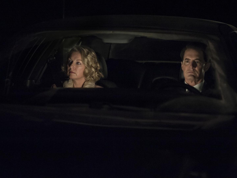 I segreti di Twin Peaks: Kyle MacLachlan e Sherly Lee