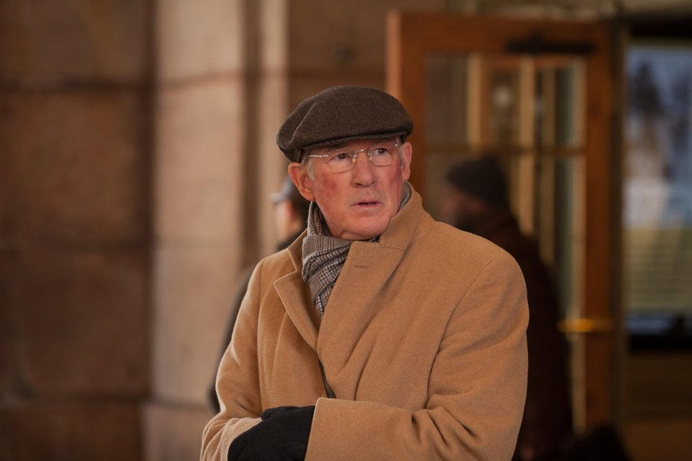 L'incredibile vita di Norman: Richard Gere in una scena del film