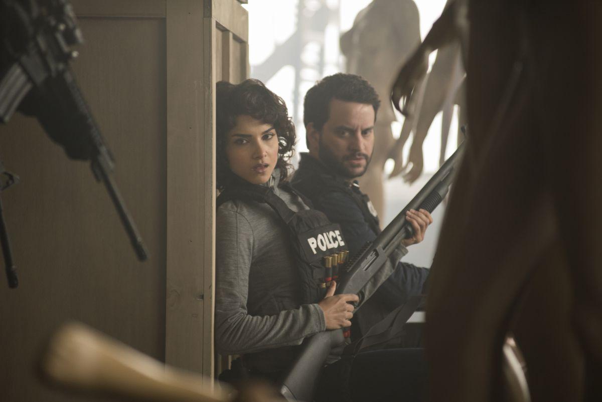 The Punisher: un'immagine della serie Netflix