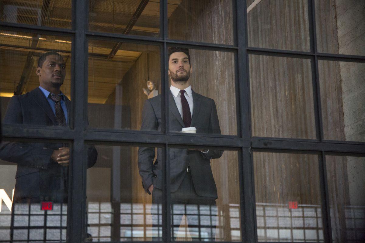 The Punisher: Ben Barnes in una foto della serie