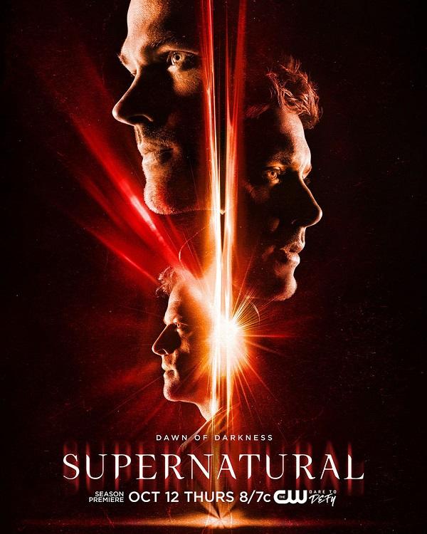 Supernatural: il poster della stagione 13