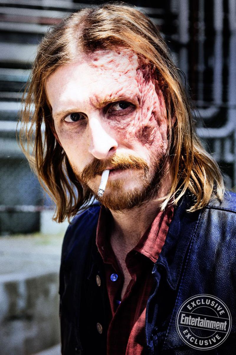 The Walking Dead: una foto di Austin Amelio, interprete di Dwight