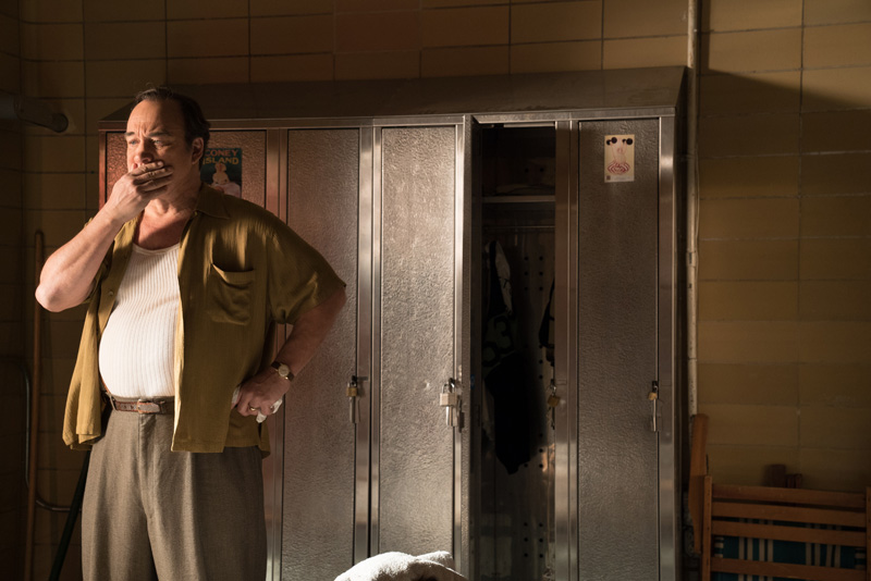 Wonder Wheel: Jim Belushi in una foto del film