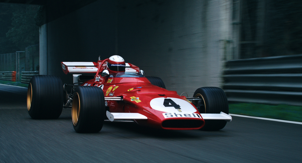 Ferrari 312B: un'immagine del documentario