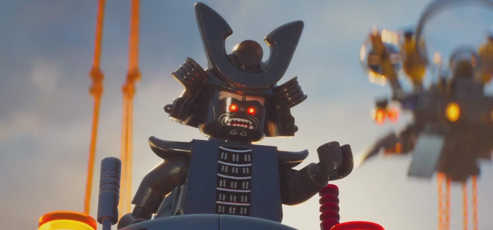 Lego Ninjago - Il film: un'immagine del film d'animazione