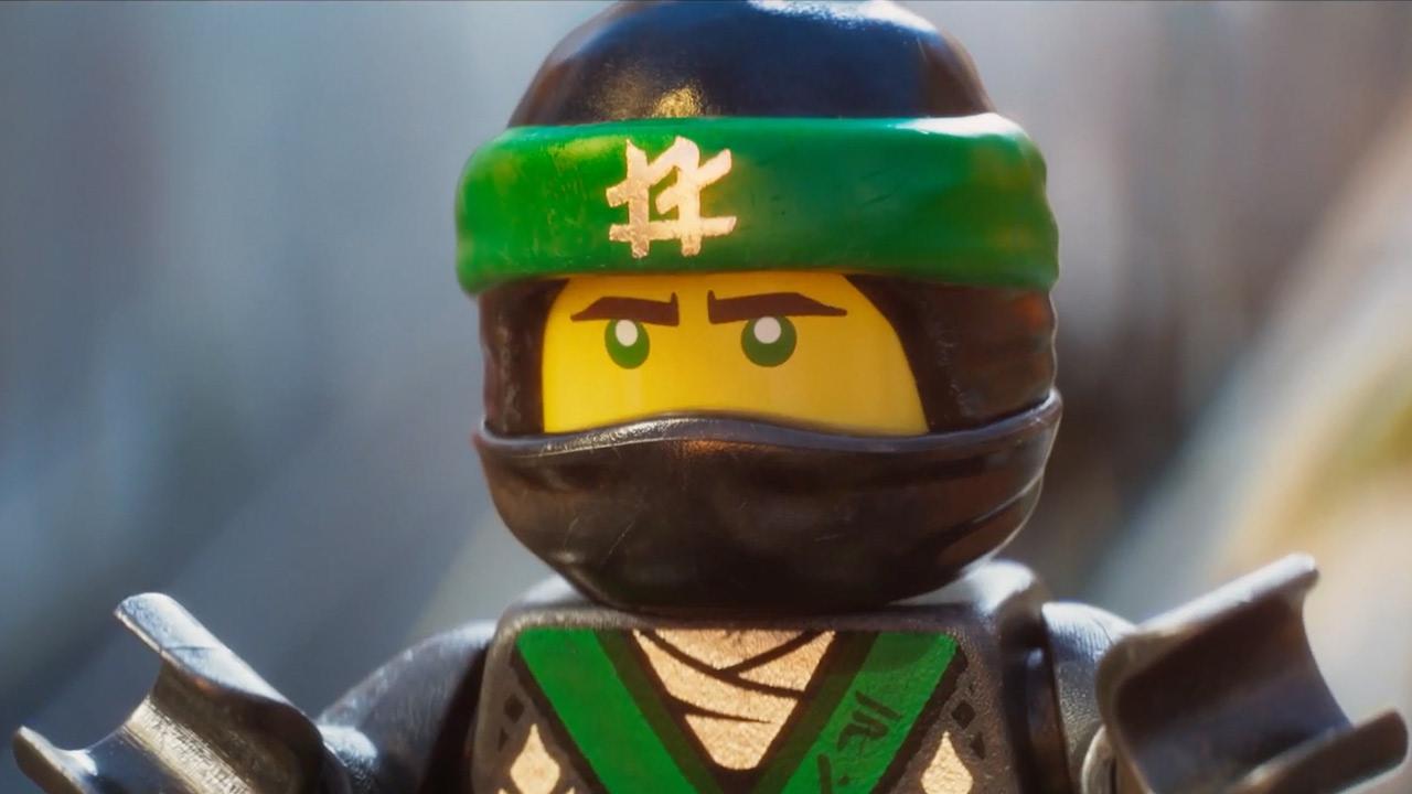 Lego ninjago il film un momento del animato