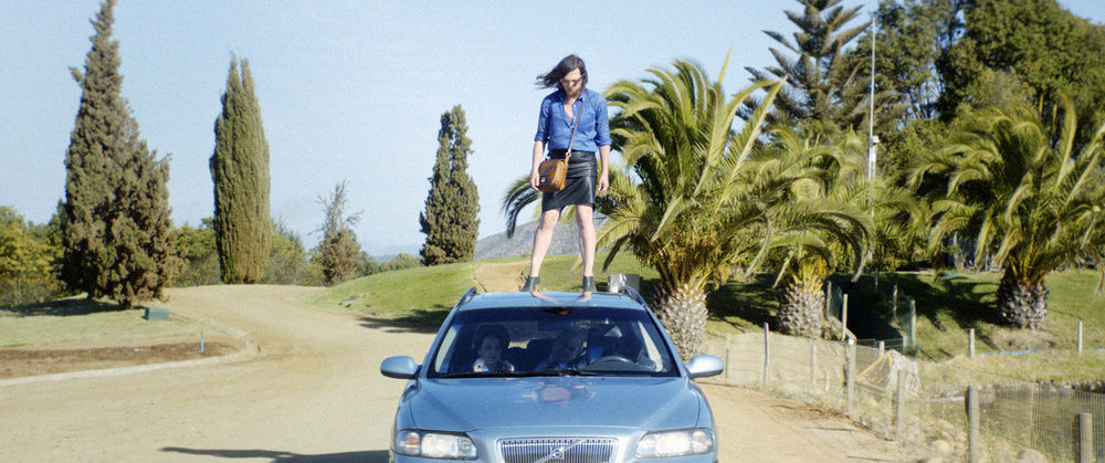 Una donna fantastica: Daniela Vega in una scena del film
