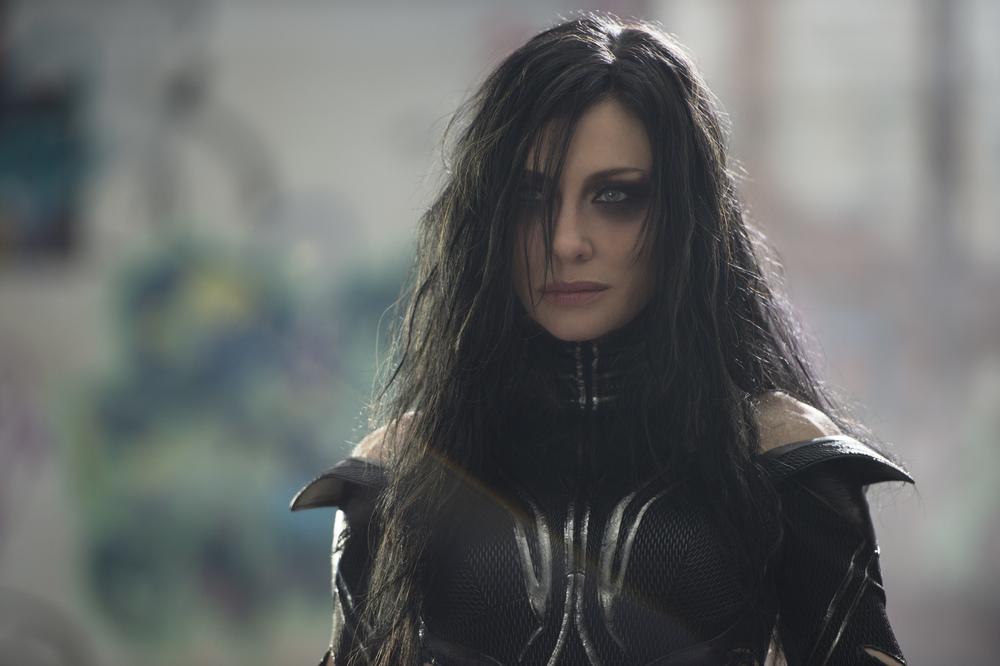 Thor: Ragnarok - L'attrice Cate Blanchett interpreta Hela