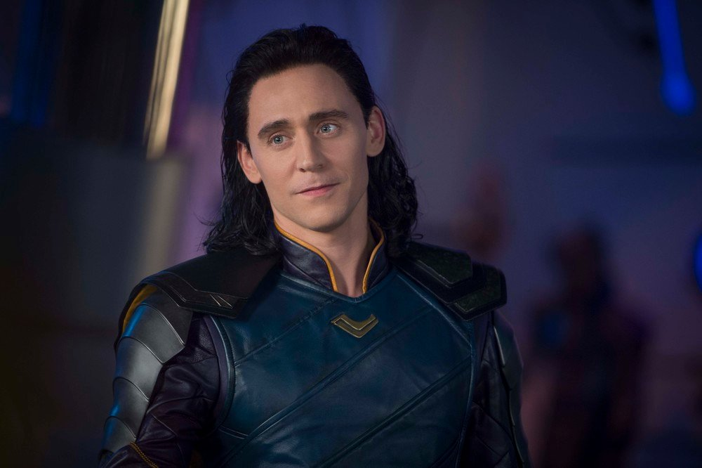 Thor: Ragnarok - Tom Hiddleston in un'immagine del film