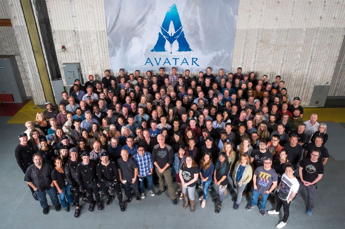 Avatar 2: il cast e la troupe del sequel