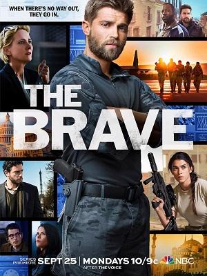 Locandina di The Brave