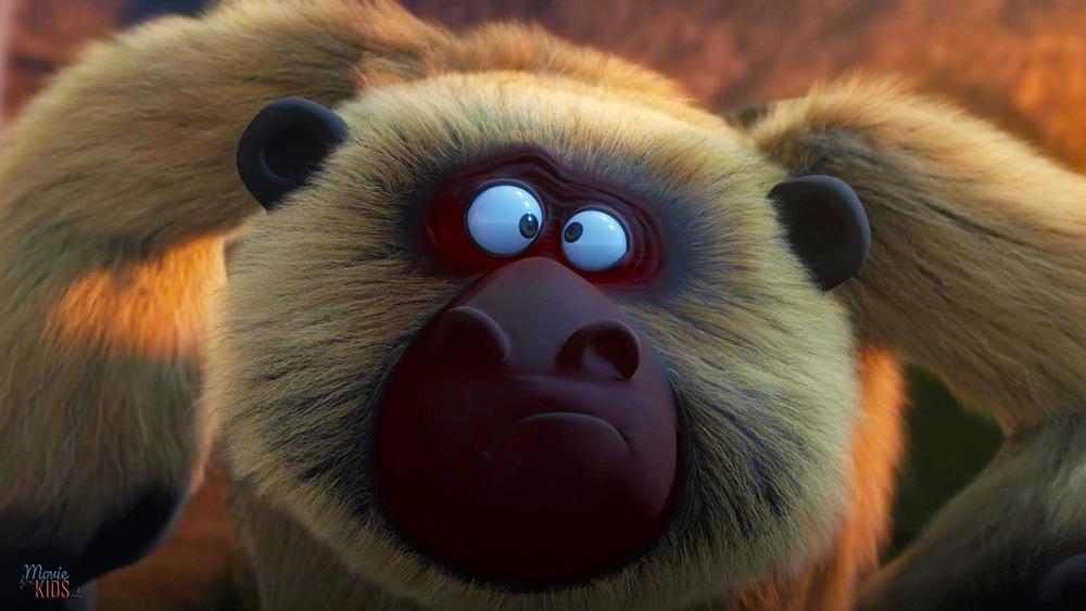 Vita da giungla: alla riscossa! - Il film, un momento del film d'animazione
