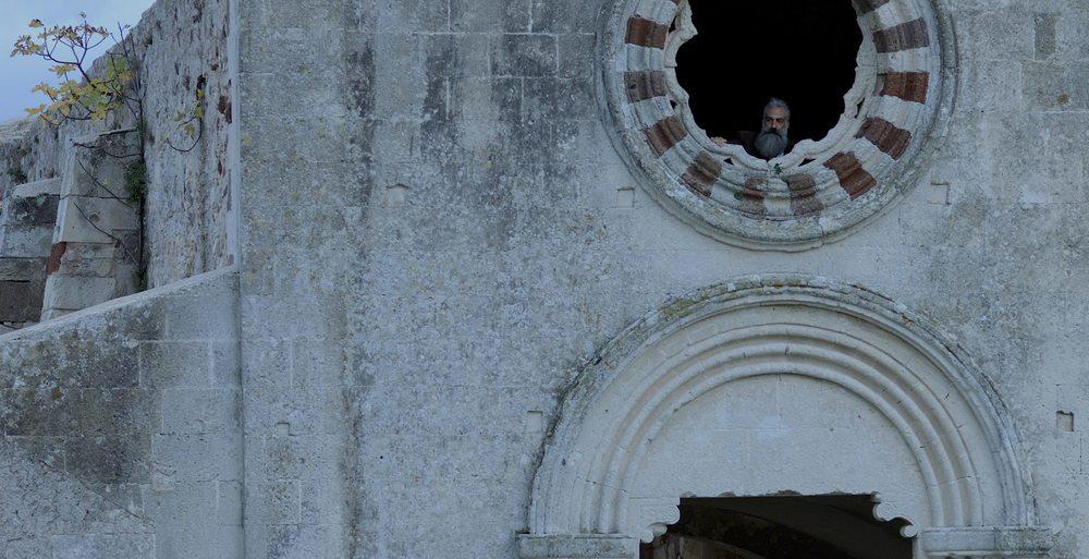 Panas - La leggenda: Alberto Masala in un'immagine del film