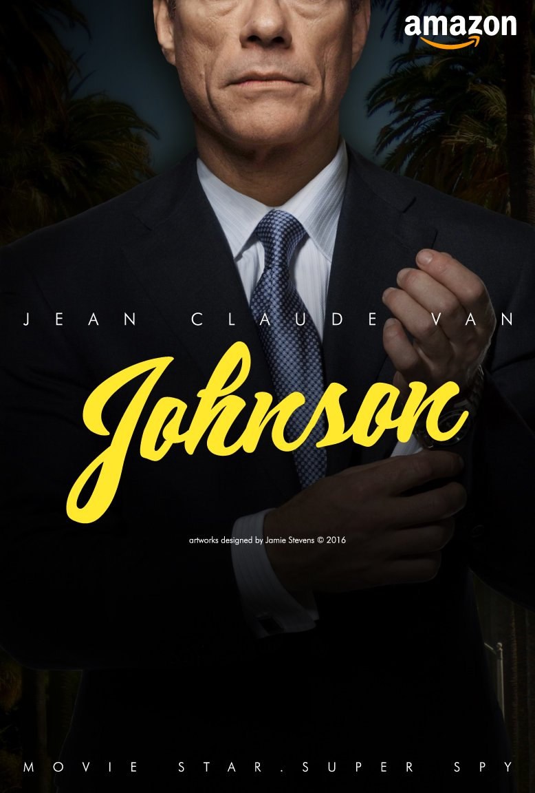 Jean-Claude Van Johnson serie tv