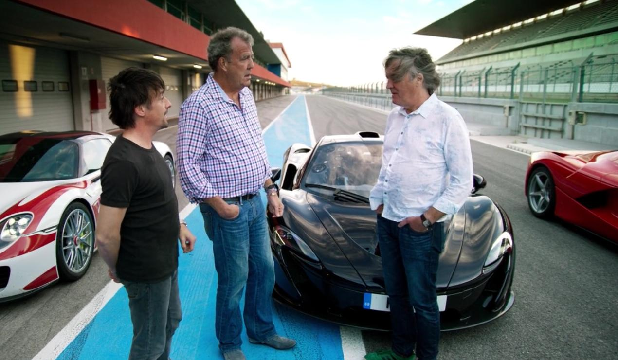 The Grand Tour: Jeremy Clarkson, James May e Richard Hammond