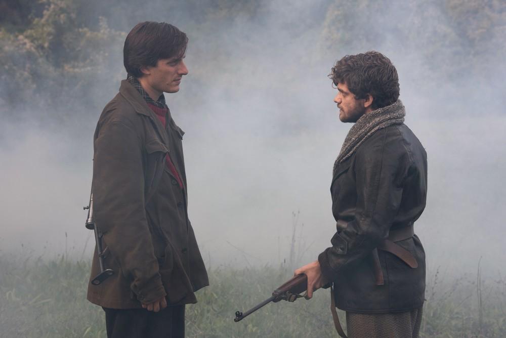 Una questione privata: Luca Marinelli e Jacopo Olmo Antinori in una scena del film