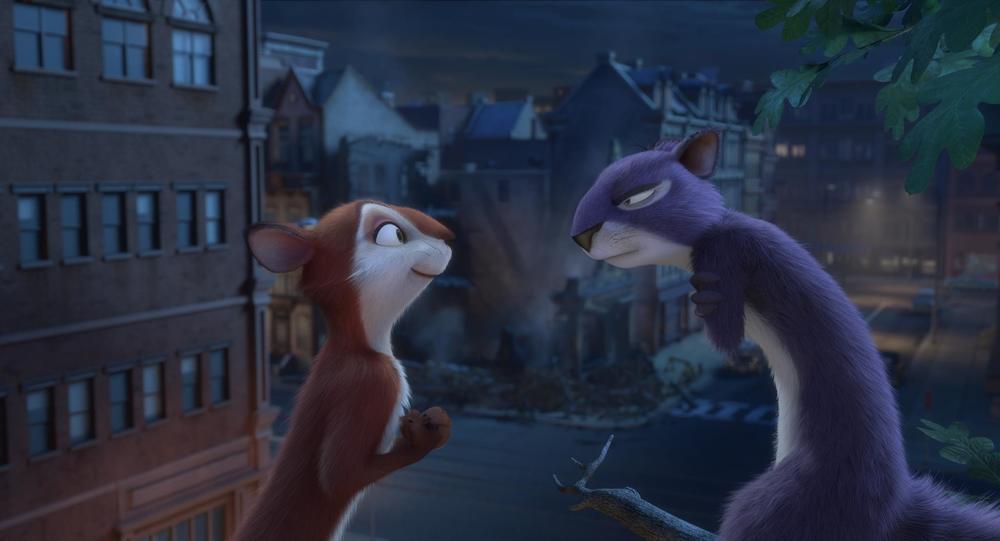 Nut Job 2 - Tutto molto divertente: un'immagine tratta dal film d'animazione