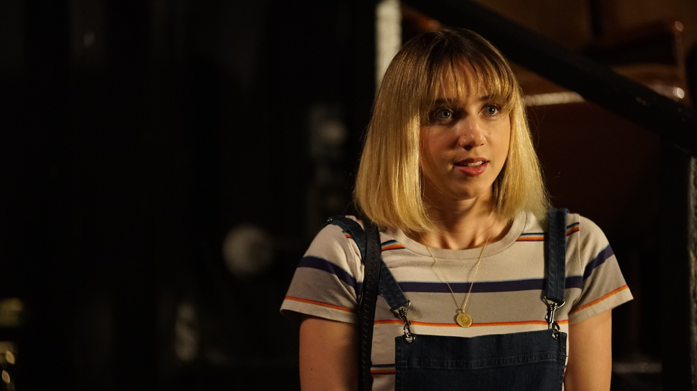 The Big Sick: Zoe Kazan in una scena del film